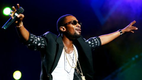D'banj was born into a military family in Kaduna State, northwest Nigeria but went on to musical stardom. American hip-hop icon, Kanye West, appeared in the video for his catchy 2012 single, Oliver Twist.