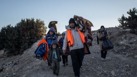 Turkey says it has opened its doors to more than 3 million Syrian refugees.