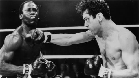 """<strong>""""Raging Bull""""</strong> Robert De Niro lands a hard-hitting punch in Martin Scorsese's acclaimed film about real-life boxing champion Jake LaMotta. """"I didn't really understand boxing, but the character was interesting,"""" Scorsese says in <a href=""""http://www.cnn.com/shows/the-movies-cnn"""" target=""""_blank"""">CNN's """"The Movies.""""</a> """"He was just so difficult. (And) De Niro isn't afraid of the negative characters."""" <strong>Where to watch: </strong>Hulu; HBO Go; Amazon Prime Video (rent/buy)"""