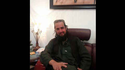 Photo of Shahbaz Taseer in Quetta Pakistan.