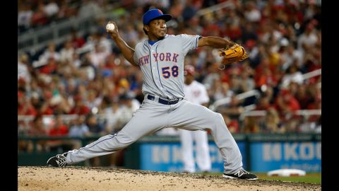 In February, New York Mets pitcher Jenrry Mejia became the first player to be permanently suspended by Major League Baseball after he tested positive for a performance-enhancing substance. MLB said Mejia tested positive for boldenone, an anabolic steroid that athletes use to increase muscle mass.