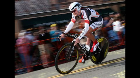 """Cyclist Floyd Landis <a href=""""http://news.blogs.cnn.com/2010/05/20/reports-floyd-landis-admits-using-performance-enhancing-drugs/"""">admitted in 2010 to using performance-enhancing drugs</a> for most of his career. Landis used the red-blood-cell booster erythropoietin, known as EPO, along with testosterone, human growth hormone and frequent blood transfusions. He was stripped of his 2006 Tour de France win and suspended from cycling for two years."""