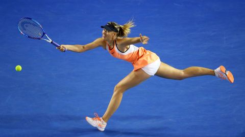 """Maria Sharapova, a five-time Grand Slam champion and the world's highest-paid female athlete, <a href=""""http://www.cnn.com/2016/03/08/tennis/maria-sharapova-doping-questions-tennis/index.html"""">admitted that she failed a drug test</a> at the Australian Open in January. She tested positive for meldonium, a recently banned substance that she said she had taken since 2006 for health issues. She will be provisionally banned by the International Tennis Federation on March 12. Click through the gallery to see other athletes accused of using drugs to boost their careers."""