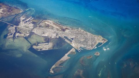 The southernmost point in the United States, Key West sits just 90 miles from the Cuban shoreline. Cuba gets 3 million tourists a year; the state of Florida receives 92 million.