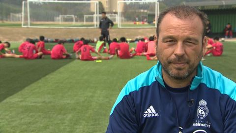 Spanish coach Sergio Zarco Diaz says the technical standard is good but tactics need to be worked on.