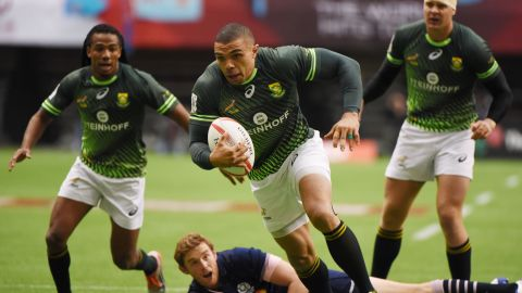 Bryan Habana is hoping to win a place in the South Africa rugby sevens squad for the Olympic Games in Rio de Janeiro.