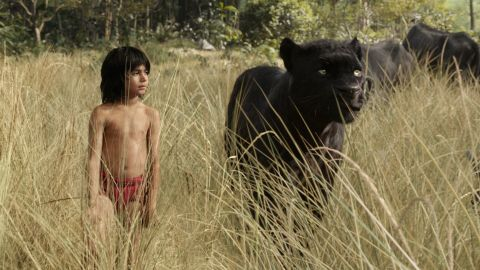 """The 1967 animated version of """"The Jungle Book,"""" which featured Louis Prima singing """"I Wan'na Be Like You,"""" was the last film personally overseen by Walt Disney. The new version of Rudyard Kipling's classic tale combines live action and CGI and includes the voices of Bill Murray and Scarlett Johansson. It opens April 15."""