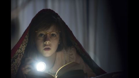 """Steven Spielberg has a knack for the child's point of view, as any """"E.T."""" fan can attest. """"The BFG,"""" based on the novel by Roald Dahl, is about a London girl who befriends a Big Friendly Giant (Mark Rylance). The film opens July 1."""