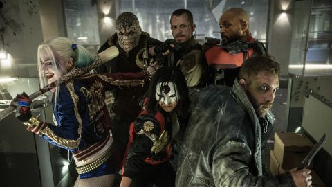 """If good superheroes can get together -- as in """"Batman v Superman"""" and the """"Avengers"""" films -- then what about bad guys? """"Suicide Squad"""" puts together the Joker (Jared Leto), Harley Quinn (Margot Robbie) and Deadshot (Will Smith), among others, to take on missions others won't dare. Opens August 5."""