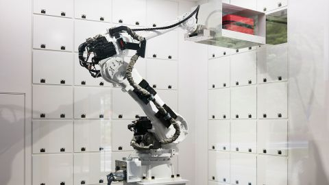Oxford University's Carl Benedikt Frey says some jobs are more at risk of robot replacement than others. Tour guides and hotel porters might find themselves in the firing line, others in the industry could benefit from technology.