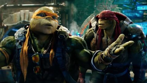 """The 2014 return of the Teenage Mutant Ninja Turtles was a surprise blockbuster, so there was no question they'd return. The new film, """"Teenage Mutant Ninja Turtles: Out of the Shadows,"""" opens June 3."""