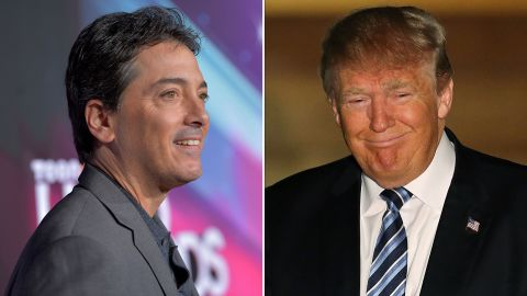 """Actor Scott Baio told Fox News host Jeanine Pirro that he's joined the Trump train because he likes Donald Trump's message and toughness. """"It's very simple, because when he speaks I understand him,"""" Baio explained. """"He speaks like I speak. He communicates with people very well."""""""