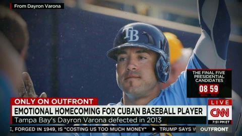 exp cuban-born tampa bay rays player dayron varona intv erin_00011902.jpg
