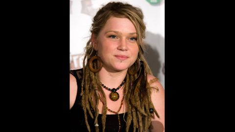 """""""American Idol"""" contestant Crystal Bowersox wore her hair in dreadlocks while competing in the singing competition's ninth season. She finished in second place."""