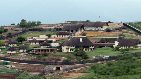 Zuma's use of state funds for his home led to an impeachment effort.