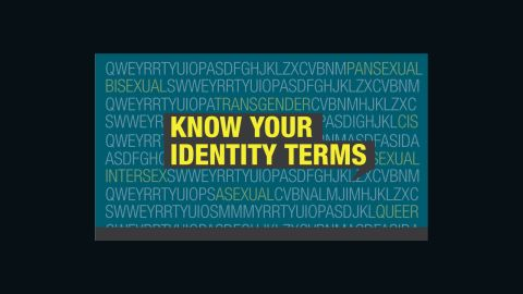 """New terms are entering the cultural lexicon as people endeavor to codify their sexual orientation or gender. These definitions, which have been edited, are primarily from the LGBTQ advocacy group The Trevor Project. The gender fluid definition is from Dictionary.com. <a href=""""http://www.thetrevorproject.org/pages/glossary#"""" target=""""_blank"""" target=""""_blank"""">Visit The Trevor Project for more details</a>."""