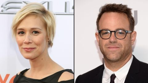 """""""How to Get Away With Murder"""" co-star Liza Weil has split from her husband, """"Scandal"""" actor Paul Adelstein. According to People, the couple, who wed in 2006, separated in January. They are the parents of a daughter, Josephine, 5."""