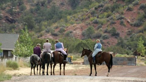Witnesses tell the FBI that life has gotten harder for some FLDS women and children in recent years.
