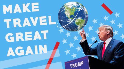 Donald Trump's travel guide