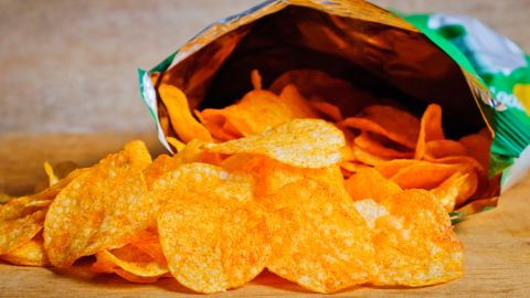 """Salty flavors are also a common craving and can occur for a wide range of reasons, according to the experts. But things can be done to stop them consuming your mind. """"They hit people above the neck as a taste for something, not actual hunger,"""" says Sodus."""