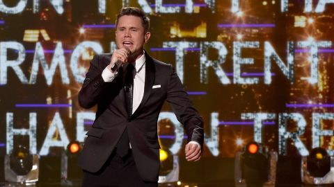 """Trent Harmon won the last season of """"Idol"""" in April 2016. In December he released his self-titled country EP which included the single """"There's A Girl."""""""