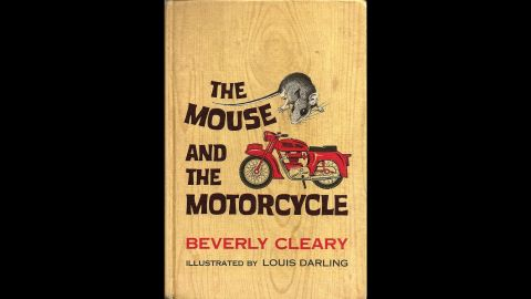 """Unlike other mice at the Mountain View Inn, Ralph wants a life of adventure. In 1965's """"The Mouse and the Motorcycle,"""" Ralph gets more than he asked for when a young guest checks into the inn with a mini-motorcycle. Ralph just knows it was meant to be ridden by a mouse."""
