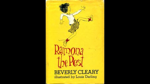 """Ramona never means to be a pest, as fans of """"Ramona the Pest"""" (1968) know well. It's just so hard to keep still and behave when she starts kindergarten."""