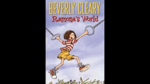 """Everything's going to be better in """"Ramona's World"""" (1999), as Ramona Quimby starts fourth grade with a new baby sister and new best friend. Cleary's last book, however, doesn't let Ramona off the hook."""