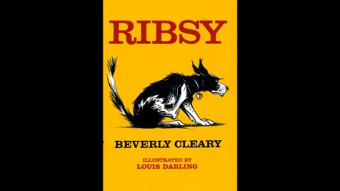 """Readers first met Ribsy in Cleary's first book, """"Henry Huggins."""" The beloved dog finally gets a book of his own in 1964's aptly named """"Ribsy."""" Henry's dog is known for getting into scrapes, but this one may be the worst of all: He's in the wrong station wagon with the wrong children!<br />"""
