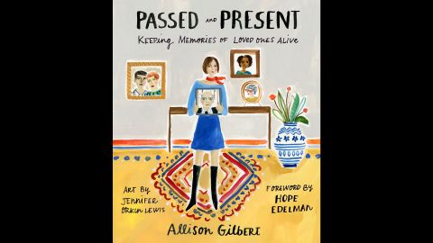 """Allison Gilbert's new book """"Passed and Present"""" is in bookstores Tuesday."""