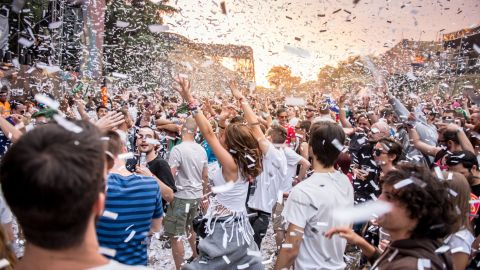 A welcoming vibe and late-night partying make Exit unlike any other festival. This year there are dance and pop acts including Ellie Goulding and Bastille.