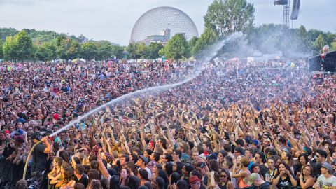 Spread over five stages at Montreal's Parc Jean-Drapeau, Osheaga is now in its 11th year, booming from a small indie event into Canada's best-loved festival.
