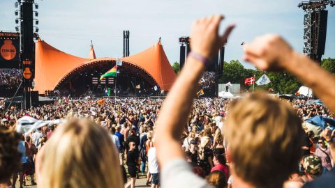The lineup this year is first-rate, with New Order, PJ Harvey and LCD Soundsystem all booked.<br />