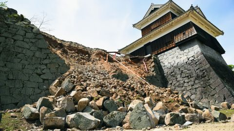 Kumamoto Castle is a major tourism destination and one of Japan's important cultural properties.
