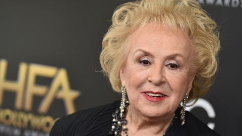 """Actress <a href=""""http://www.cnn.com/2016/04/18/entertainment/doris-roberts-dies-obit/"""" target=""""_blank"""">Doris Roberts</a>, best known for her role as Marie Barone on the sitcom """"Everybody Loves Raymond,"""" died April 17. She was 90."""