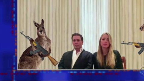 Johnny Depp Hostage Australia Dog Apology Parodies moos pkg erin_00005220.jpg