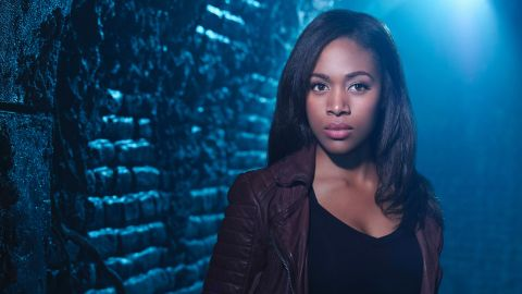 """Abbie Mills, the law-enforcement-officer-turned-demon-fighter portrayed by actress Nicole Beharie, died in the season three finale of Fox's """"Sleepy Hollow."""""""