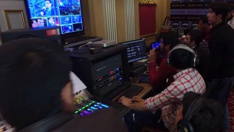 afghan tv station threatened by taliban walsh pkg_00004921.jpg