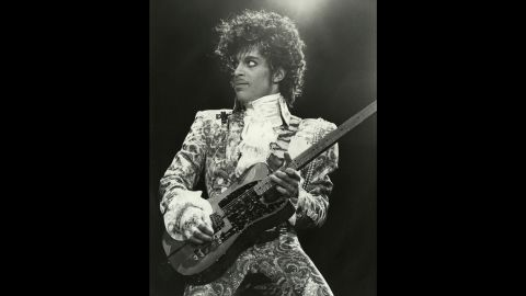 Prince in 1985.