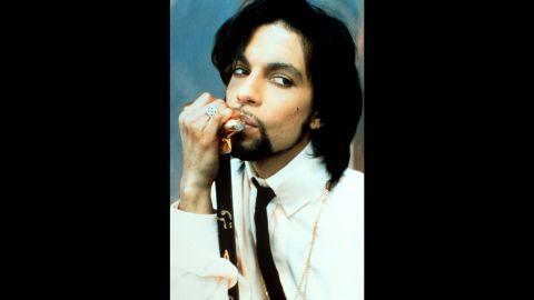 Prince, circa 1999.