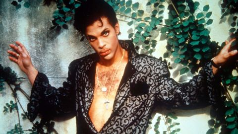 Prince in 1987.