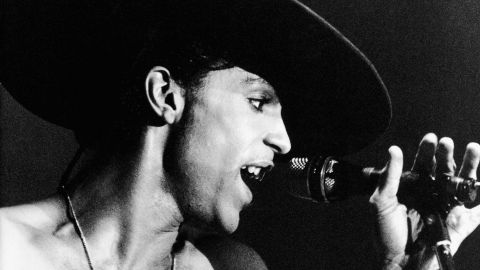Prince performs in London in 1986.