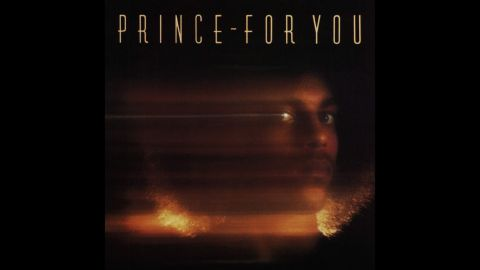 """Musician and artist Prince died Thursday, April 21, at age 57. Click through the gallery to look back on the performer's album cover art through the years. Here is his first album, """"For You"""" (1978)."""