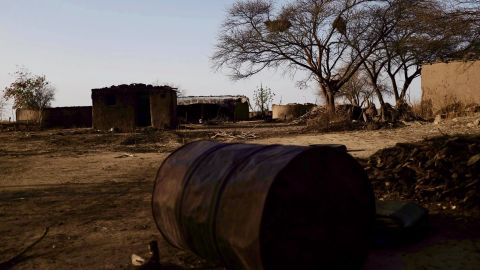 Boko Haram's violent footprint is evident across the vast expanse of Nigeria's northeast, where village after village has been left devastated by the group's fighters.