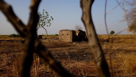 Frequent attacks from Islamic insurgents have prompted residents to flee their villages and head to Maidugiri where it is, to an extent, safer.
