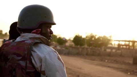 The city of Maidugiri is at the heart of the military's campaign. Something of a safe haven for many fleeing Boko Haram, it has become an oasis in northeastern Nigeria, where around 2.5 million displaced people now reside.