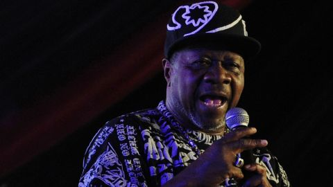 """<a href=""""http://www.cnn.com/2016/04/24/world/papa-wemba-dies/index.html"""" target=""""_blank"""">Papa Wemba</a>, one of Africa's most flamboyant and popular musicians, died after collapsing on stage at a music festival in Abidjan, Ivory Coast, on April 23, according to a statement from the Urban Music Festival. He was 66."""