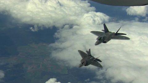 us deploys fighter jets to romania pkg clarissa ward _00003114.jpg