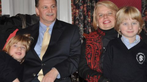 """Dr. Muraszko says she's """"been blessed with a loving husband and two great kids."""""""