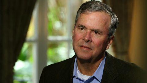 Jeb Bush Jamie Gangel interview